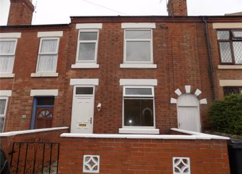 3 bed terraced house for sale in Howitt Street, Heanor, Derbyshire DE75