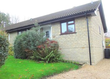 Thumbnail 2 bed semi-detached bungalow for sale in 21 Nettlebed Nursery, Shaftesbury, Dorset
