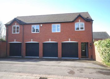 Thumbnail 2 bed flat to rent in The Leasowes, Ledbury, Herefordshire