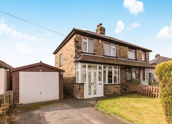 Thumbnail 3 bed semi-detached house for sale in Westbury Road, Wibsey, Bradford