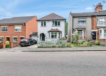Thumbnail 3 bed detached house for sale in Victoria Road, Bushey