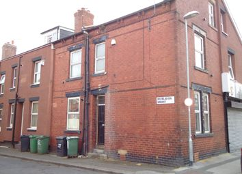 Thumbnail 4 bed terraced house for sale in Recreation Mount, Holbeck