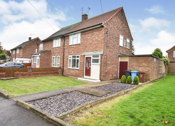 Thumbnail 2 bed semi-detached house for sale in Anson Road, Hull, East Yorkshire