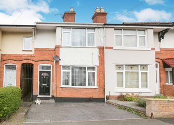3 bed terraced house for sale in Belmont Road, Penn, Wolverhampton WV4