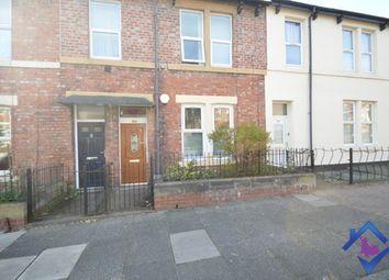 Thumbnail 2 bed flat to rent in Brinkburn Avenue, Gateshead