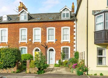 Thumbnail 4 bed terraced house for sale in Harcourt Terrace, Salisbury, Wiltshire