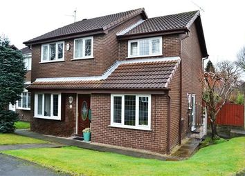 Thumbnail 4 bed detached house for sale in Thorneycroft, Leigh