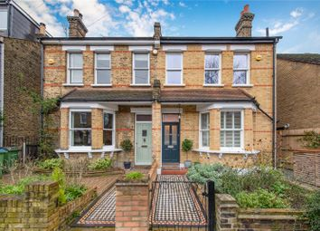 Thumbnail 4 bed semi-detached house for sale in Meadowcourt Road, London