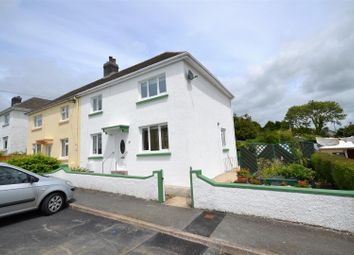 Thumbnail 3 bed semi-detached house for sale in Coxhill, Narberth