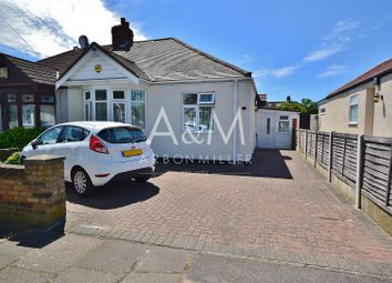Thumbnail 3 bed semi-detached bungalow for sale in Lime Grove, Ilford