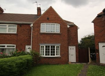 Thumbnail 3 bed terraced house for sale in Newton Place, Thorpe Hesley, Rotherham