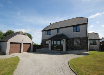 Thumbnail 4 bed detached house to rent in Comfort Wartha, Constantine, Falmouth