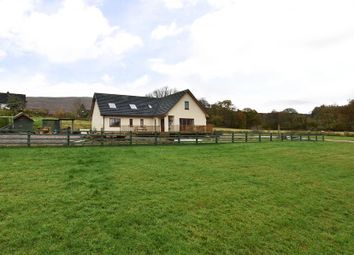 Thumbnail 4 bed detached house for sale in Blaich, Fort William