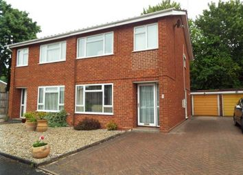Thumbnail 3 bed semi-detached house for sale in Middleton Close, Redditch, Worcestershire