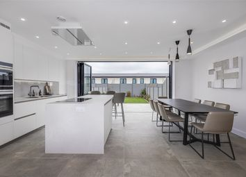 Thumbnail 4 bedroom terraced house for sale in Sutton Road, Muswell Hill, London