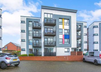 Thumbnail 2 bed flat for sale in Shuna Crescent, Glasgow