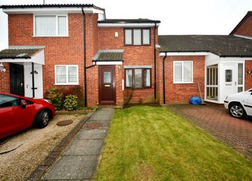 Thumbnail 2 bedroom terraced house to rent in Pyeharps Road, Burbage, Leicestershire