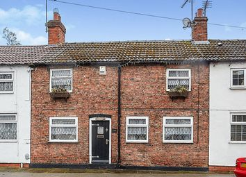 Thumbnail 3 bed terraced house for sale in Church Street, Sutton-On-Hull, Hull