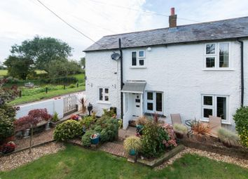 Thumbnail 2 bed semi-detached house for sale in The Green, Coldred, Dover