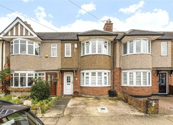 Thumbnail 3 bed terraced house for sale in Exmouth Road, Ruislip, Middlesex