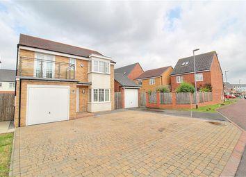 4 bed detached house for sale in Derwent Water Drive, Stella Riverside, Blaydon NE21