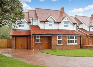 Thumbnail 6 bed detached house for sale in Hampstead House, The Sidings, Buckingham