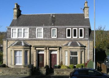 Thumbnail 3 bed semi-detached house for sale in 19 Weensland Road, Hawick