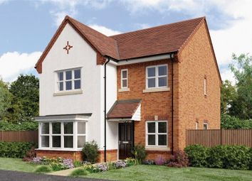 "Thumbnail 4 bed detached house for sale in ""Mitford"" at Eaton Bank, Congleton"