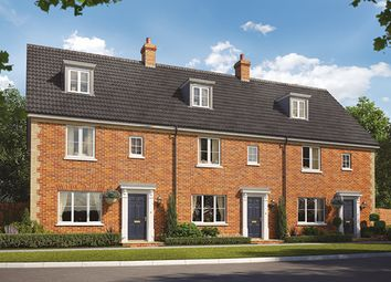 Thumbnail 3 bed semi-detached house for sale in Off Norwich Road, Thetford