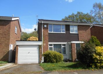 Thumbnail 3 bed detached house for sale in Wellpond Close, Sharnbrook, Bedfordshire