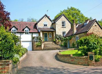 Thumbnail 4 bed detached house for sale in Wormley West End, Nr Broxbourne, Herts