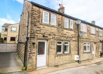 Thumbnail 2 bed end terrace house for sale in Sude Hill, New Mill, Holmfirth