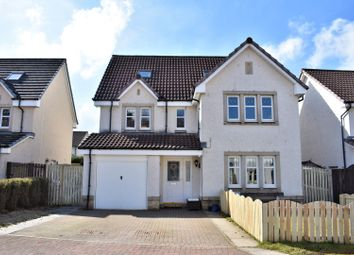 Thumbnail 6 bed detached house for sale in Oakwood Park, Livingston