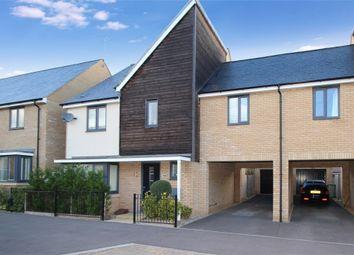 Thumbnail 4 bedroom end terrace house for sale in Selkirk Drive, Oakridge Park, Milton Keynes, Buckinghamshire