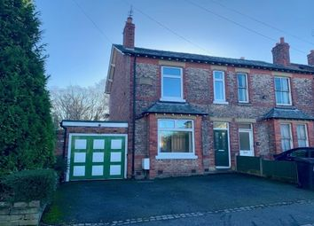 Thumbnail 3 bedroom property to rent in Moor Lane, Wilmslow