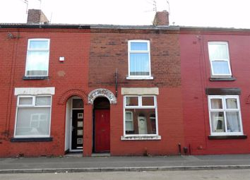Thumbnail 3 bed terraced house for sale in Thornwood Avenue, Gorton, Manchester
