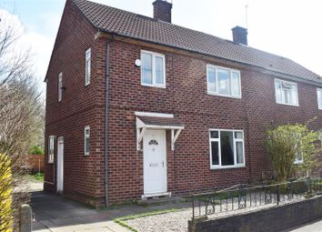Thumbnail 3 bedroom semi-detached house for sale in Yew Tree Road, Fallowfield, Manchester