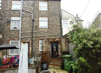 Thumbnail 3 bedroom maisonette for sale in Rodney Road, Great Yarmouth