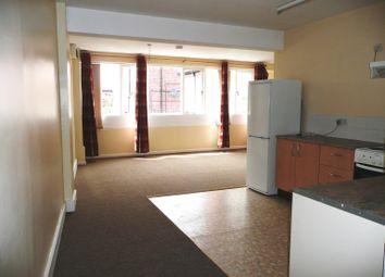 Thumbnail 1 bed flat to rent in Regis House, Halesowen Road, Cradley Heath