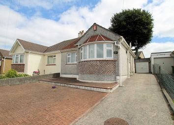 Thumbnail 2 bedroom semi-detached bungalow for sale in Mayfair Crescent, Crownhill