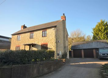 Thumbnail 4 bed detached house for sale in Lydden Vale, Partway Lane, Hazelbury Bryan, Sturminster Newton