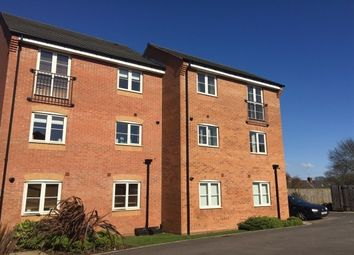 Thumbnail 2 bed flat to rent in Hindley View, Rugeley