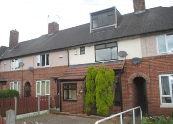 Thumbnail 3 bedroom terraced house for sale in Drummond Road, Sheffield