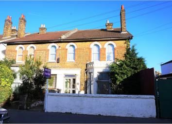 Thumbnail 4 bed terraced house for sale in Clifford Road, South Norwood
