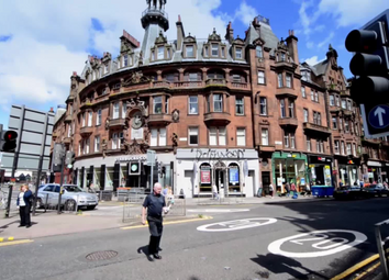 Thumbnail 3 bedroom flat to rent in Sauchiehall Street, Glasgow