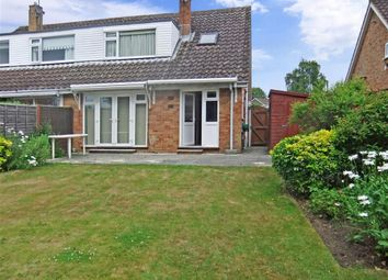 Thumbnail 3 bed semi-detached house for sale in Summerlands, Cranleigh, Surrey