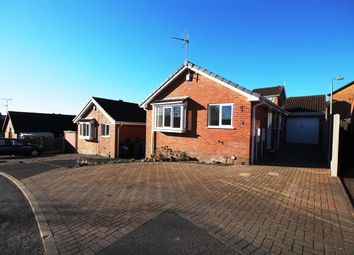 Thumbnail 2 bed bungalow to rent in Brassington Close, West Hallam, Ilkeston