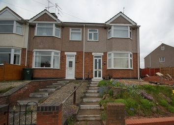 Thumbnail 3 bedroom end terrace house to rent in Sadler Road, Radford