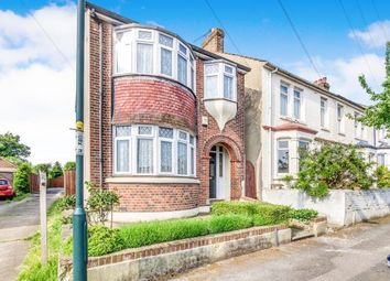 Thumbnail 3 bed detached house for sale in Chicago Avenue, Gillingham, Kent, .