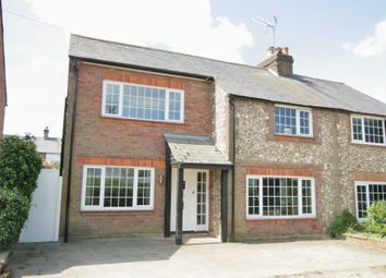 Thumbnail 4 bed semi-detached house for sale in Alexandra Road, Chipperfield, Kings Langley